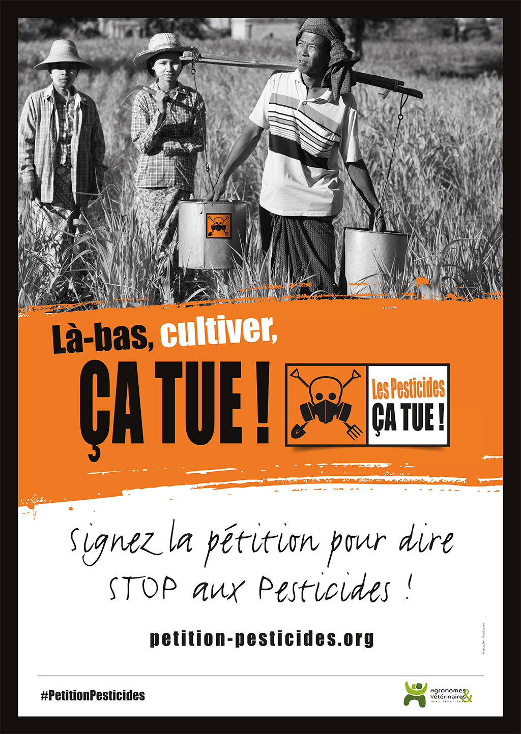 Image Stop pesticides