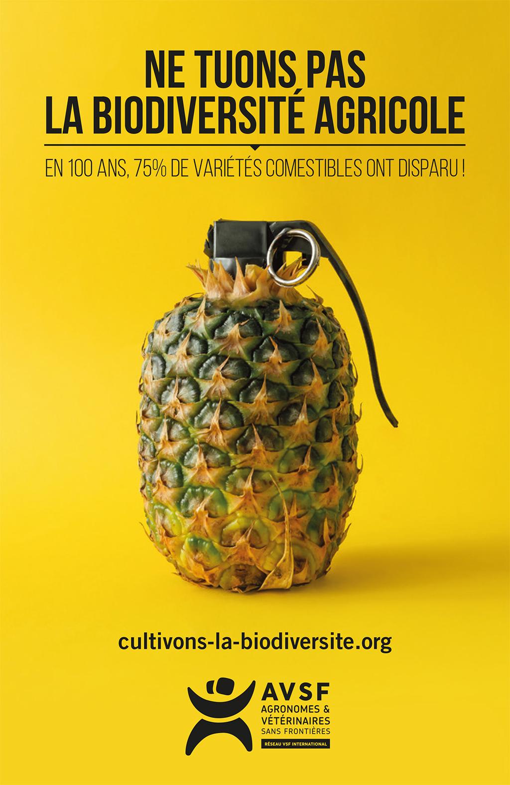 Image Cultivons la biodiversité