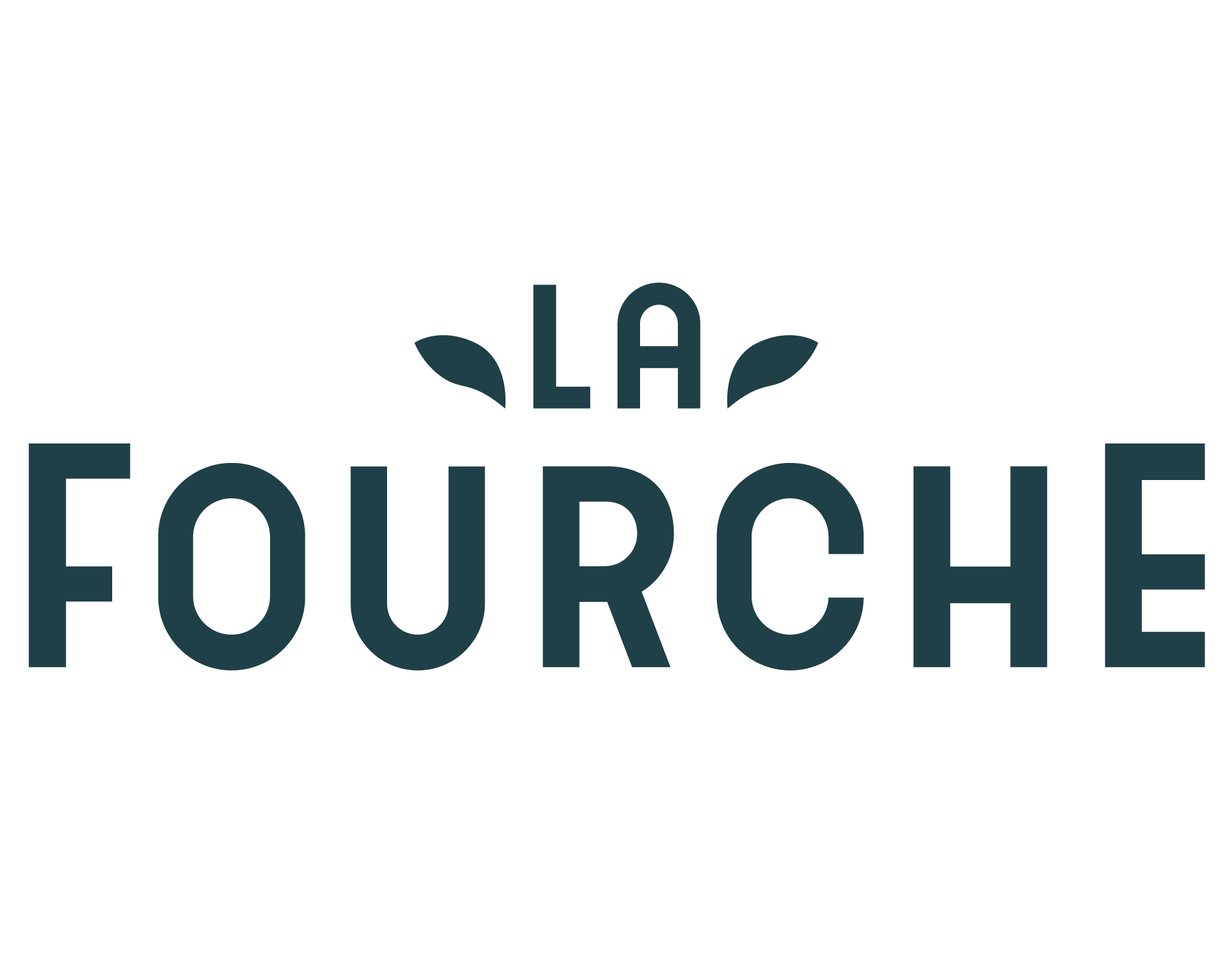 Logo La Fourche